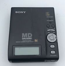 Vintage Sony Md Walkman Minidisc Portable Player Mz-2P (as-is parts or repair)