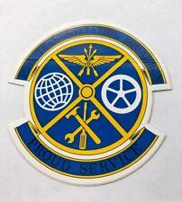 375th Transportation Squadron, USAF Sticker (vintage)