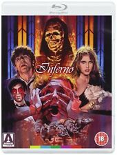 Inferno - Blu ray NEW & SEALED - Dario Argento