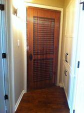 Louver Door Beaded Curtain Strands Decorative Panel Drape Doorway Window Bedroom