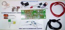 12 volts lead acid battery desulfator desulfater unassembled kit DIY car truck