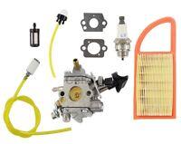 Carburetor  Kit For Stihl BR500 BR550 BR600 Backpack Blower Zama C1Q-S183 carb