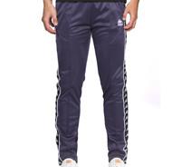 Kappa Authentic Fairfax Men's Pants, Blue Greystone/Black