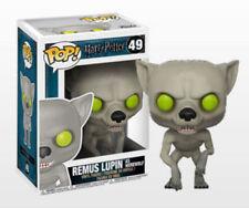 Exclusivo Harry Potter Remus Lupin COMO HOMBRE LOBO 9.5cm POP Vinyl Figura Funko
