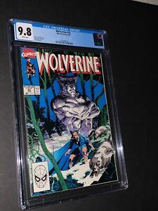 Wolverine #25 Jim Lee Cover CGC 9.8