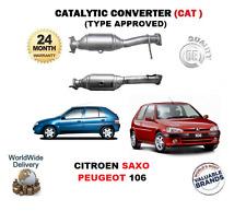 FOR CITROEN SAXO 1.1 PEUGEOT 106 1.1 NEW CATALYTIC COVERTER CAT
