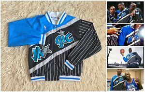 Vintage 90s CHAMPION ORLANDO MAGIC warm up jacket windbreaker Retro Nba - sz M/L