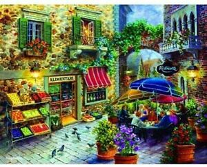 """""""CONTENTMENT"""" 1000 piece Jigsaw Puzzle 35 X 27 new  SEALED"""