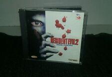 Resident Evil 2 Original Soundtrack CD   Viz Music / Capcom - Official - Rare