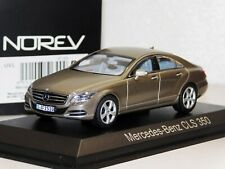 Mercedes-Benz CLS 350 class CGI 2010  Grey Metallic1:43 NOREV DIECAST MODEL CAR
