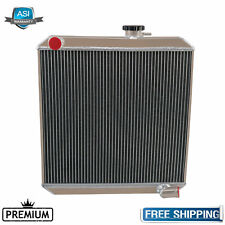 3 Row Core Aluminum Radiator For Holden Land Rover Series 2A&3 Petrol Diesel 186