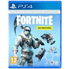 Juego Sony PS4 Fortnite lote Criogenización Pgk02-a0023821