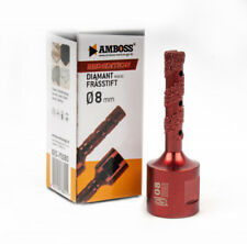 Amboss Red Edition Schleiffinger 8 mm