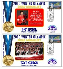 SHEA WEBER CANADA 2010 OLYMPIC ICE HOCKEY GOLD Cvs