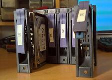 Baie HOT SWAP HDD 5 x 3'1/2 in 3x 5'1/4 alarm + ventilateur controlé + T°c