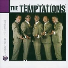 """THE TEMPTATIONS """"ANTHOLOGY, THE BEST OF"""" 2 CD NEW+"""