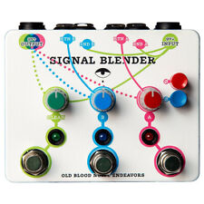 Old Blood Noise Endeavors Signal Blender Mixer Effect Pedal