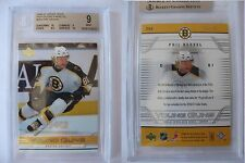 2006-07 Upper Deck Phil Kessel #d/10 HG rookie high gloss RC BGS 9 MINT penguins