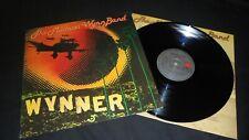 The Michael Wynn Band – Wynner 1979 ARIOLA germany LP vinyl AOR hard rock