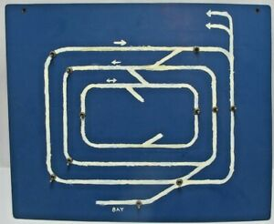 Model Railway Control Board + 11 Micro Swithches - (1067)