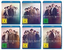 19 Blu-rays * DOWNTON ABBEY - SEASON / STAFFEL 1 - 6 IM SET (2017) # NEU OVP +