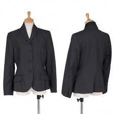 MARGARET HOWELL Shawl collar wool 4B jacket Size 2(K-33737)