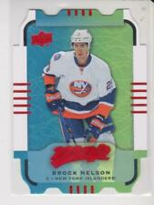 2015-16 Upper Deck MVP #78 Brock Nelson New York Islanders Colours and Contours