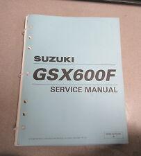 buy suzuki katana motorcycle manuals and literature ebay rh ebay co uk suzuki gsx600f service manual free suzuki gsx600f service manual free