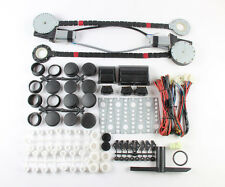 Universal 2 door electric power window kits with Japanese motor technology DC12V