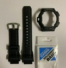 Casio G-Shock Original Band G-9300-1 G-9300  Black Strap & And Black Bezel G9300