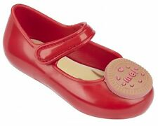 Girls Mary Jane Style Summer Shoes Mel Baby Biscuit Red Infant Sizes 4,6,7,8 & 9