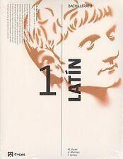 (15).LATIN 1ºBACHILLERATO. NUEVO. Nacional URGENTE/Internac. económico. LIBRO DE