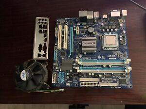 Gigabyte GA-EG41MF-US2H Rev:1.1 + CPU Core 2 EXTREME 6800 2,93GHZ + FAN