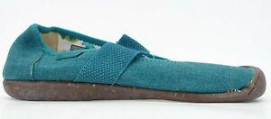 New Keen Sienna MJ Womens Aqua Rugged Slip On Hiking Walking Shoes US 7 EU 37.5