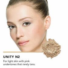 New INIKA UNITY Loose Mineral Powder Foundation 8g Certified Organic SPF 25