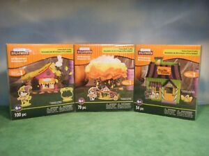 HALLOWEEN CREATOLOGY 3D STRUCTURE'S THE WITCH'S BREWERY,TREE & CANDY STORE *NEW