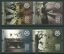 Portugal 2008 - Metalworking Textile Naval Construction Chemical - Sc 3032/5 MNH