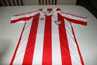 CAMISETA REMAKE ATHLETIC DE BILBAO DE 1983-84 CAMPEON ADIDAS TALLA N Nº 7 DANI