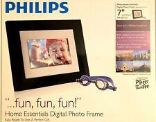 Philips Home Essentials Digital Photo Frame, 7 Inch