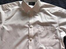 "Mens Marks And Spencer White Shirt Size 14.5"""