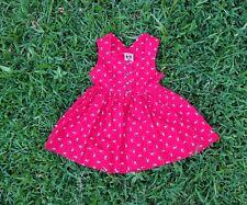 Vintage Girls  Heda- österreich German Drindl dress fits like 2-3T