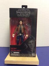"""Star Wars The Black Series 6"""" Han Solo Action Figure"""