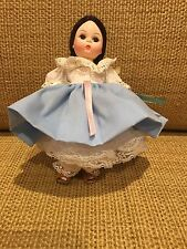 Madame Alexander International Israel Doll, No Box