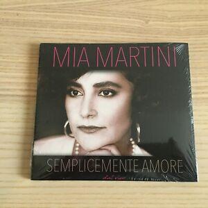 Mia Martini _ Semplicemente Amore - Dal Vivo _ CD Album _ 2020 NUOVO SIGILLATO