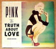"""Pink """"The Truth About Love - Deluxe Edition"""" CD Digipak"""