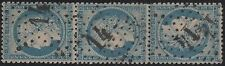 "FRANCE STAMP TIMBRE N° 60 Ab  "" CERES 25c  BLEU TETE BECHE "" OBLITERE A VOIR"