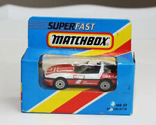 Matchbox Superfast MB Diecast Vehicles