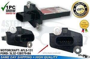 OEM Motorcraft Mass Air Flow Sensor FIT Ford Lincoln Mercury Mazda F150 AFLS131