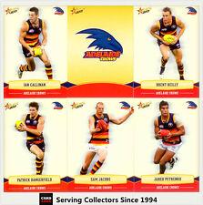 2013 Select AFL Champions Trading Cards Base Team Set Adelaide (12)