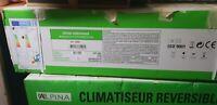 ALPINA 5000 Climatiseur « Prêt à poser » (compresseur Toshiba) fixe réversible